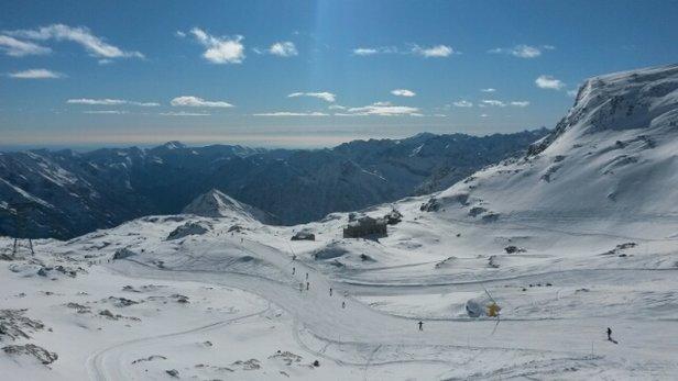 Gressoney-La-Trinité - Monterosa Ski - Spettacolo come sempre  - © tartarughine21