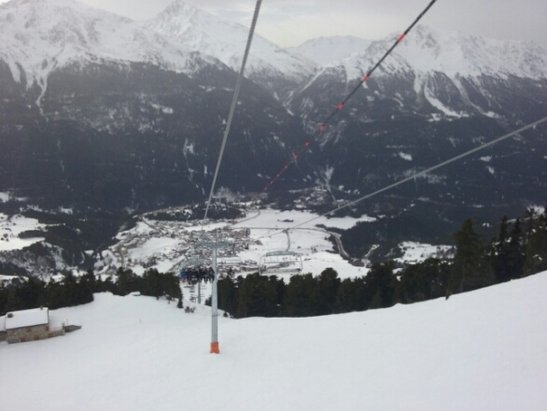 Aussois - [! skireport_firsthandpost_pagetitle ] - © paco.harry7913