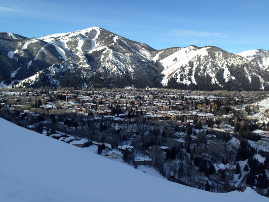 Sun Valley - [! skireport_firsthandpost_pagetitle ] - © PC
