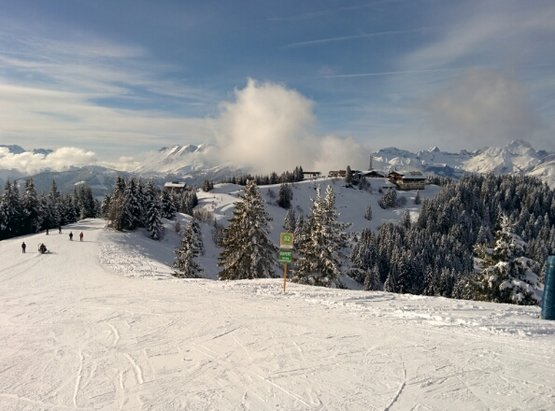 Megève - [! skireport_firsthandpost_pagetitle ] - © un skieur anonyme