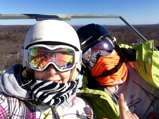 Camelback Mountain Resort - [! skireport_firsthandpost_pagetitle ] - © #17