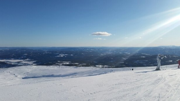 Norefjell - [! skireport_firsthandpost_pagetitle ] - © Mantas