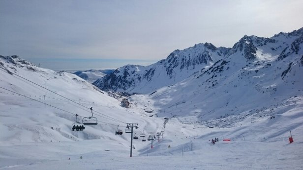 Grand Tourmalet (La Mongie / Barèges) - [! skireport_firsthandpost_pagetitle ] - © frederic.legall91