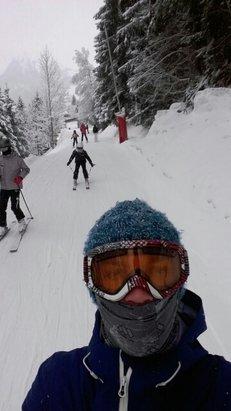La Clusaz - [! skireport_firsthandpost_pagetitle ] - © alexandre