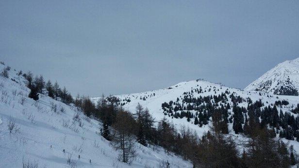 Gitschberg/Maranza - Jochtal/Valles - innevamento perfetto neve battuta e 10 cm neve fresca nella notte del 2 marzo  - © vandermorgan75