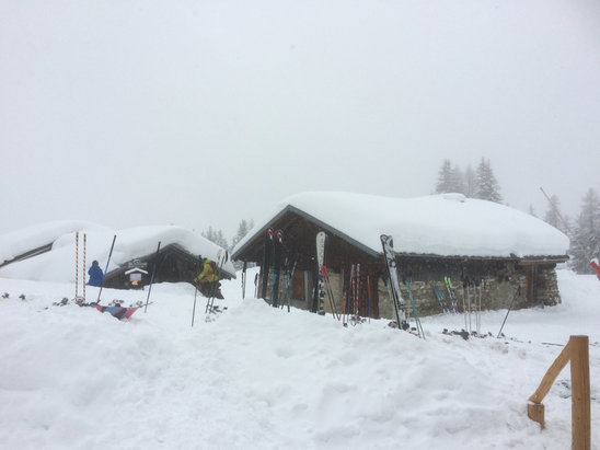 Sainte Foy Tarentaise - [! skireport_firsthandpost_pagetitle ] - © [! skireport_default_author ]