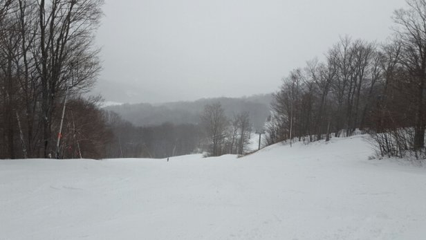 Sugarbush - [! skireport_firsthandpost_pagetitle ] - © jski74bigpole