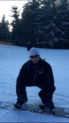 Winterberg Skiliftkarussell - [! skireport_firsthandpost_pagetitle ] - © iPhone de Jorge luis
