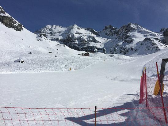 Gressoney-La-Trinité - Monterosa Ski - Giornate fantastiche. Piste perfette. Neve stupenda  - © iPhone di Luciano