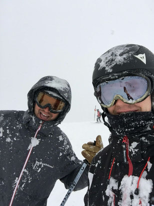 Bansko - Was there over the weekend loads of snow good fun. 