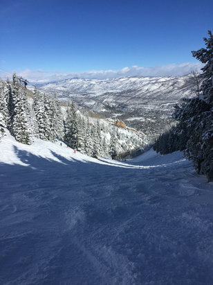 Aspen / Snowmass - Awesome day.  - © [! skireport_default_author ]