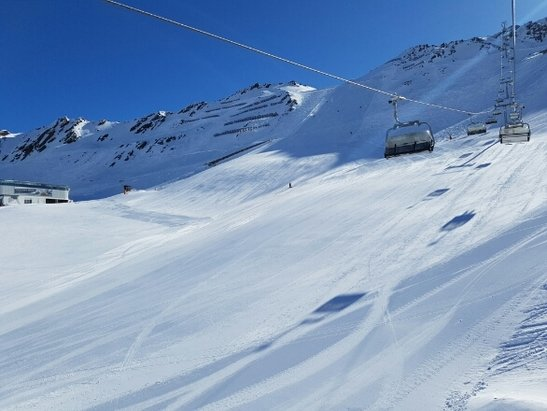 Obergurgl - Hochgurgl - perfect conditions on the piste - © skiër