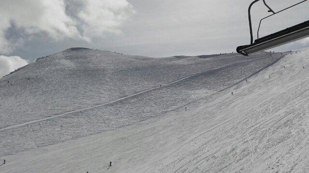 Zakopane - Kasprowy Wierch - na trasie ok. poza trudne warunki - © warriorwinged