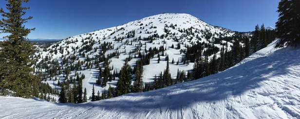 Grand Targhee Resort - Pretty great out here. More snow coming tomorrow. - © Crit