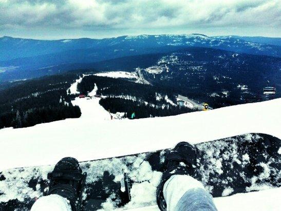 Großer Arber - [! skireport_firsthandpost_pagetitle ] - © marektudekpassatb3