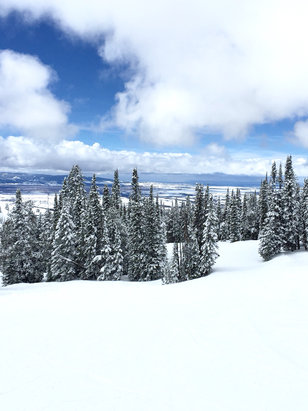 Grand Targhee Resort - [! skireport_firsthandpost_pagetitle ] - © Kraine