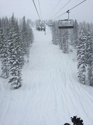 Winter Park Resort - Report said 9