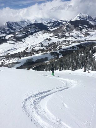 Crested Butte Mountain Resort - Perfect end to the season - © [! skireport_default_author ]