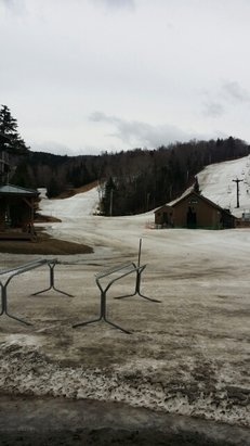 Bretton Woods - Not worth putting equipment through these conditions!!! Time to close shop.