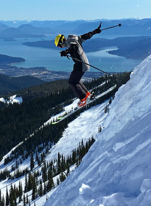 Schweitzer - Another beautiful day... Views here are the BEST! - © iPhone