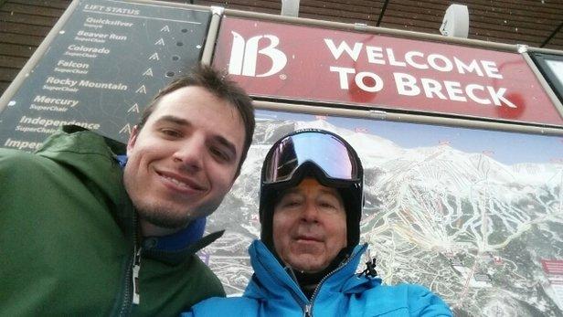 Breckenridge - Firsthand Ski Report - ©michael.j.magnone