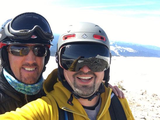 Mt. Hood Meadows - Fun in the sun!!! - © iPhone