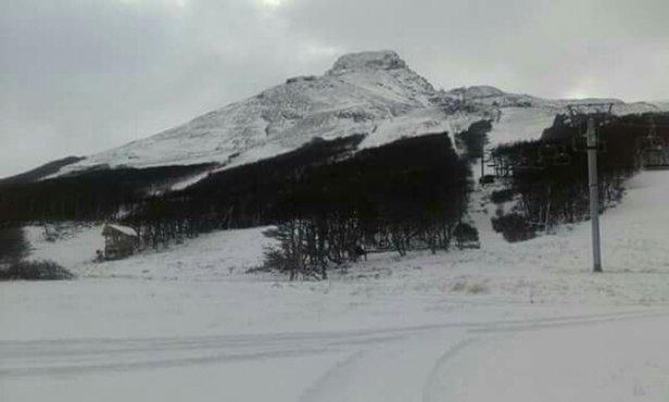 Cerro Castor - primeras nevadas - © martin.curioni