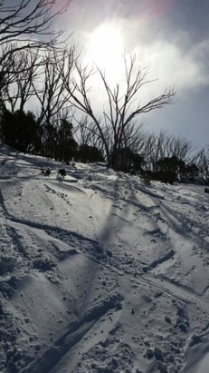 Perisher - again amazing specially at the top