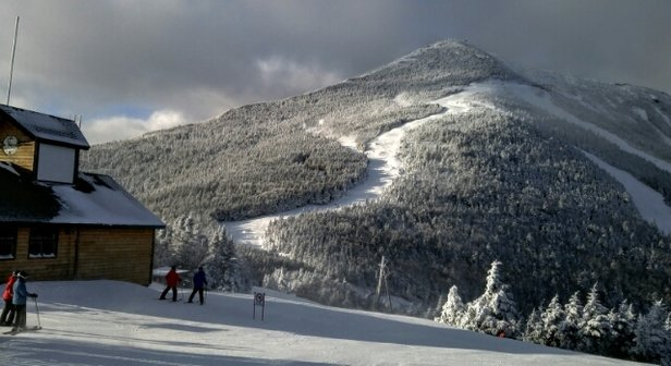 Whiteface Mountain Resort - [! skireport_firsthandpost_pagetitle ] - © anonymous user