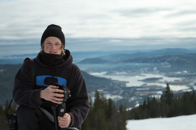 Norefjell - Vebjørn Ørpen movie maker 677px