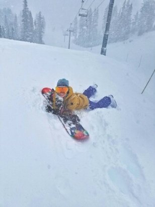 Mt. Hood Meadows -   had a blast yesterday!!!  - © anonymous