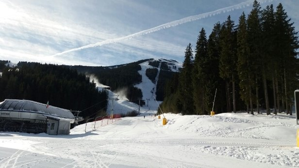 Bansko - Perfect ski conditions  - © anonymous