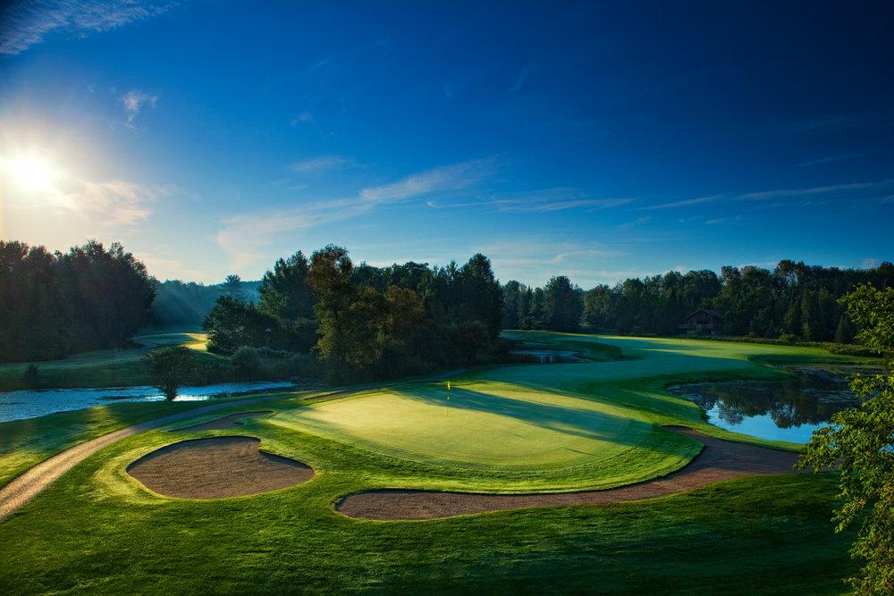"Shanty Creek MI golf course  Golf September ""Shanty Creek 2009"" ""©BrianWalters 248-830-0870"""