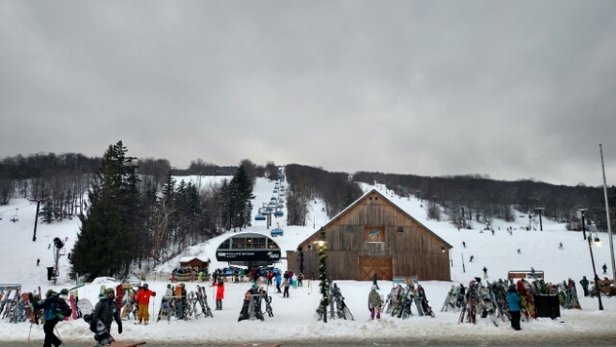 Mount Snow - awesome day - © mannyprofilia