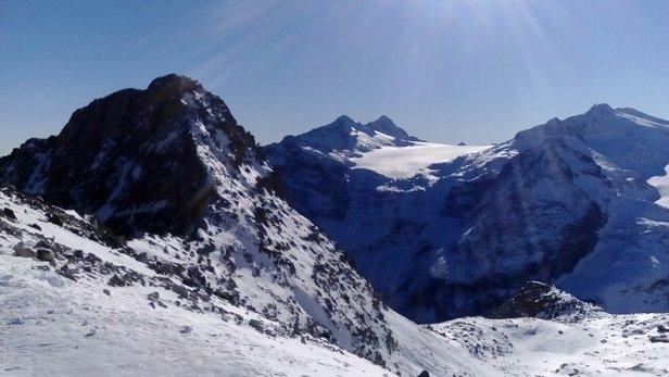 Pontedilegno Tonale - Adamello Ski - Rewelacja,  dużo tras,  zero ludzi.  - © kliku78