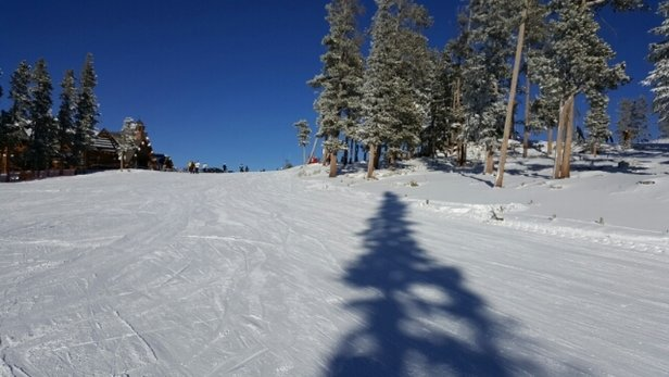 Winter Park Resort - It was a wonderful day at Winter Park. great conditions, a few bare spots. - ©anonymous