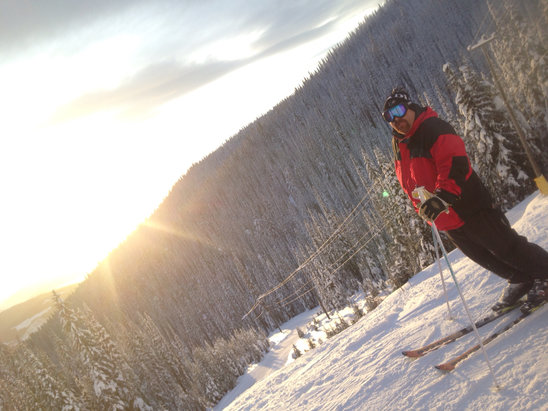 SilverStar - Love this place - © Spinks Iphone