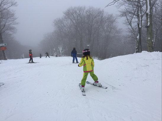 Ski Butternut - Butternut last week  - © BenZito