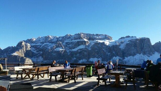 Val Gardena - Selva - Ortisei - Santa Cristina - neve perfetta piste perfette (non sono tutte aperte) ma quelle principali si e pure i collegamenti. - © Andrea