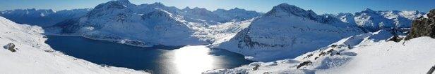 Val Cenis - Un merveilleux paysage  - © anonyme