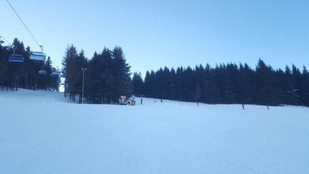 Zieleniec Ski Arena - Pogoda i warunki idealne :) - © Miko?aj