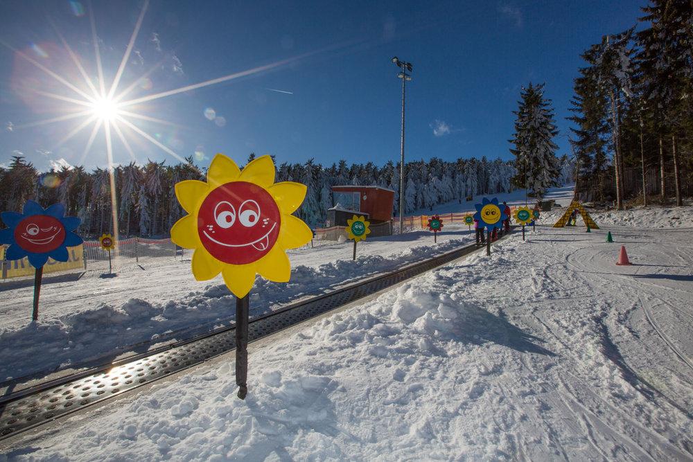 Das Jauliland im Skigebiet Jauerling - © Josef Salomon - wachaufoto.at