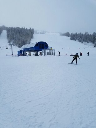 Solitude Mountain Resort - 10 to 20 inches of fresh pow. the skiing is great.  - © anonymous