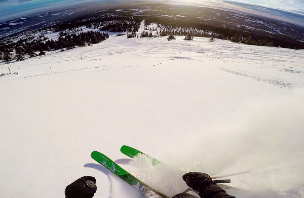 Trysil - Nice morning run!  - © Tobbe