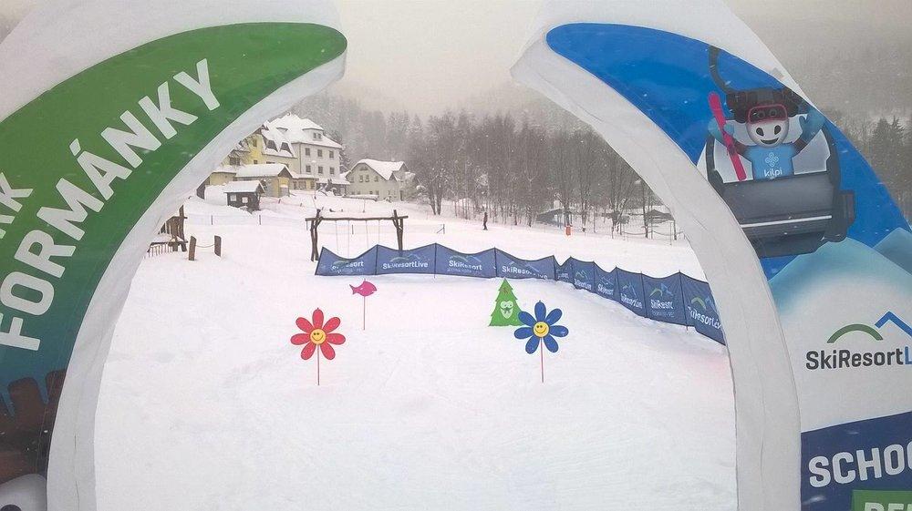 Kids Park Formanky, Černá hora - Janské Lázně - © SkiResort ČERNÁ HORA - PEC