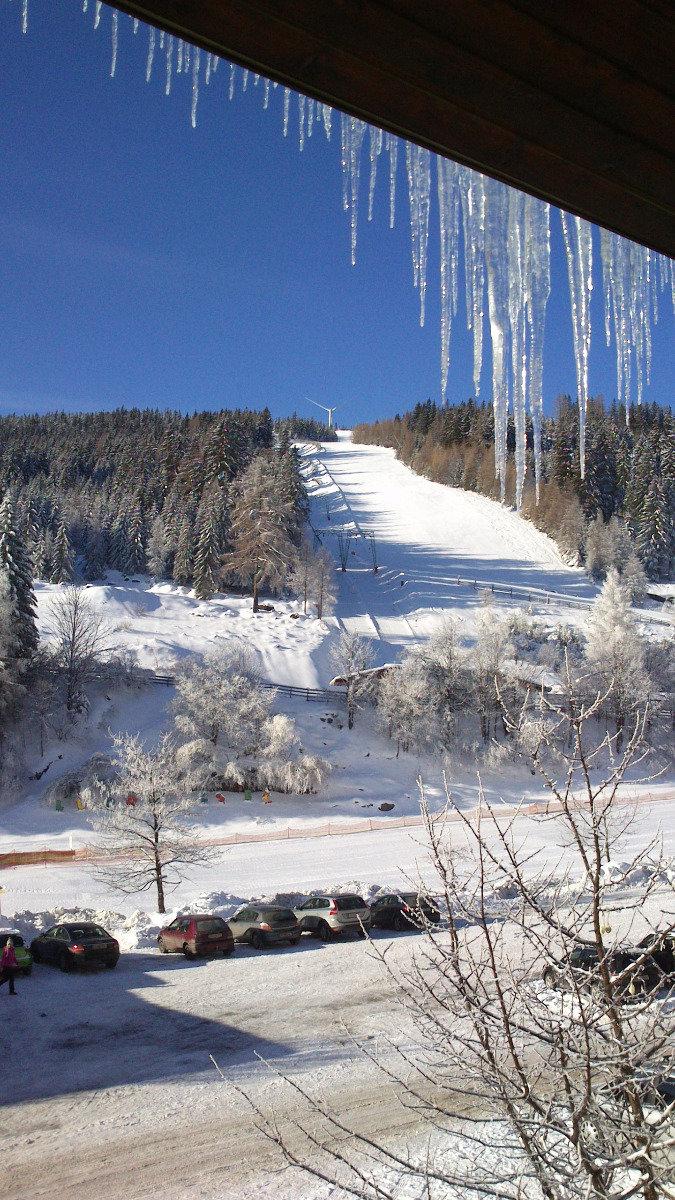 Winterstimmung im Skigebiet Salzstiegl - ©  Salzstiegl Tourismus GmbH