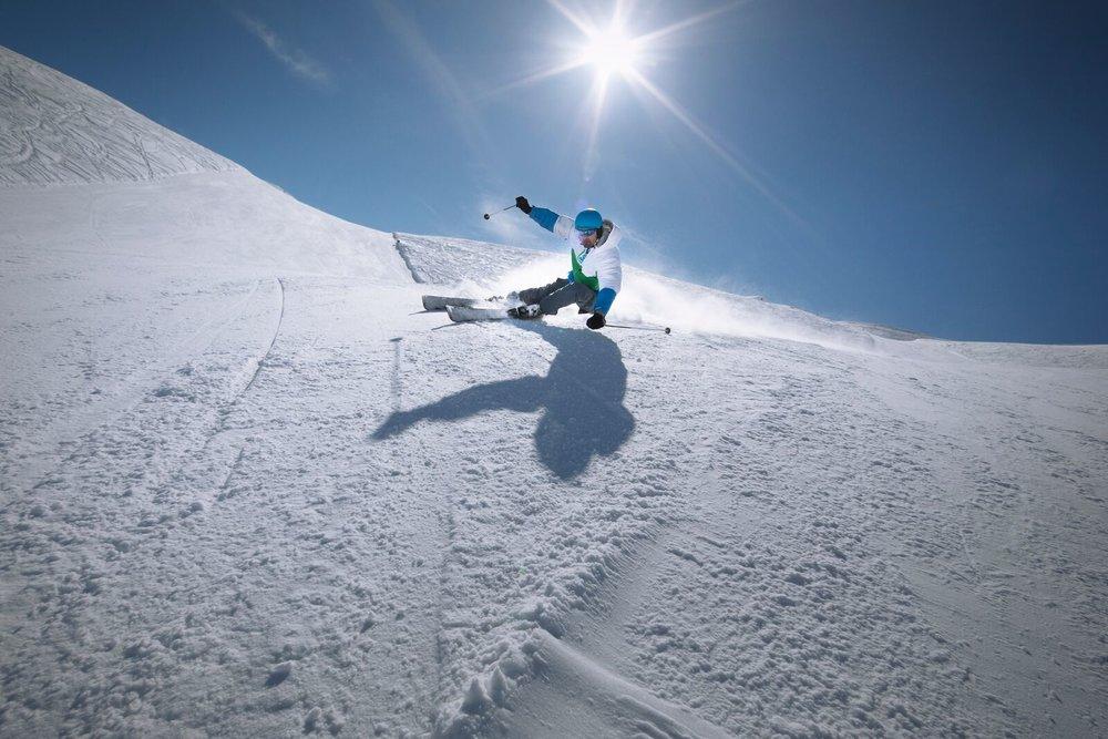 Pistenaction im Skizentrum Sillian - © Skizentrum Sillian