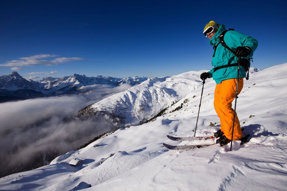 Das Skizentrum Sillian bietet ein wunderbares Wintererlebnis - © Skizentrum Sillian