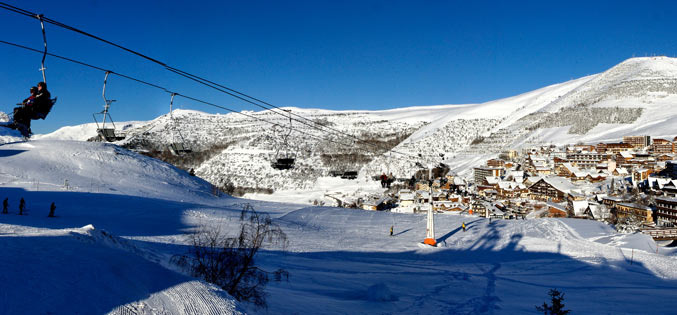 Alpe d'Huez Ouv.