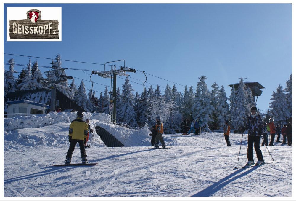 Die Geisskopf-Bergstation - © Skigebiet Geisskopf